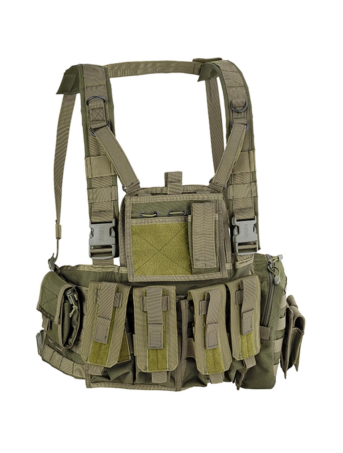 Molle Recon Chest Rig D5 Rc901 Tactical Vests And