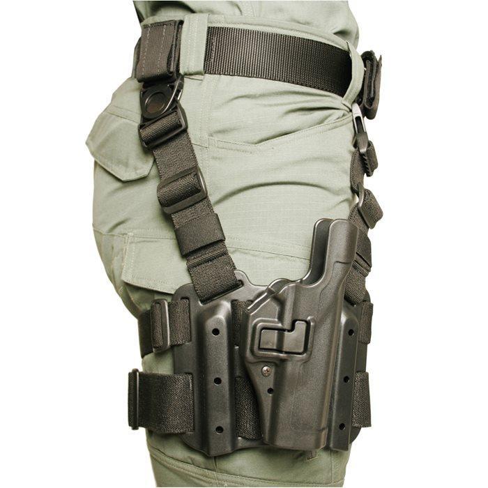 BLACKHAWK SERPA® LEVEL 2 TACTICAL HOLSTER FOR LEFT-HANDED