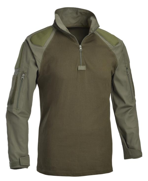 7b9abaea DEFCON 5 COMBAT SHIRT WITH PROTECTIONS FULL SLEEVES