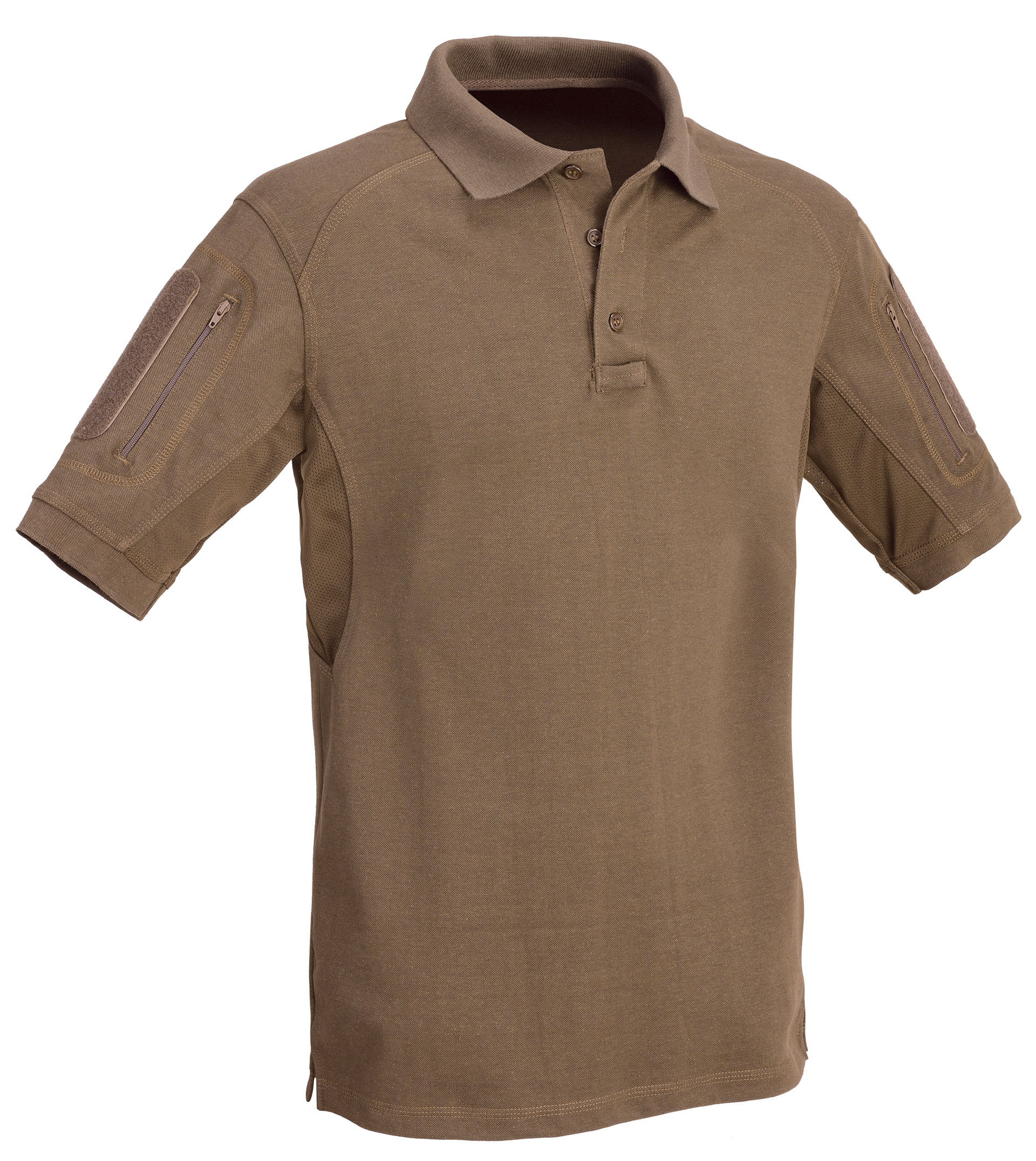 Defcon 5 Tactical Polo Short Sleeves With Pockets D5