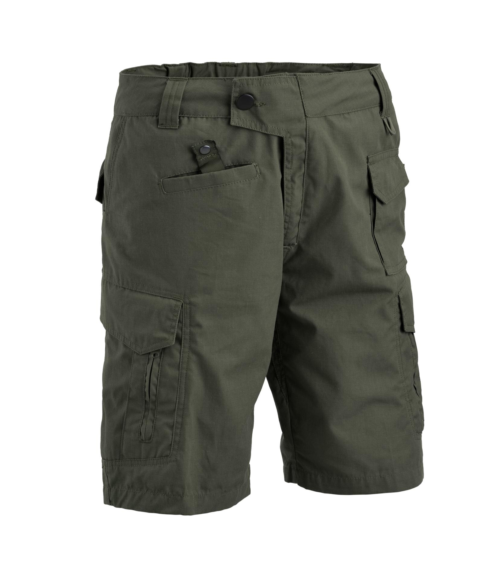 Defcon 5 Shorts Coyote Tan D5-3438 CT Advanced Tactical Short Pant Rip Stop Tactical Short Trousers