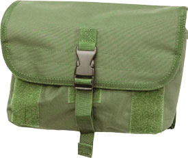 DEFCON 5 MOLLE GAS MASK POUCH