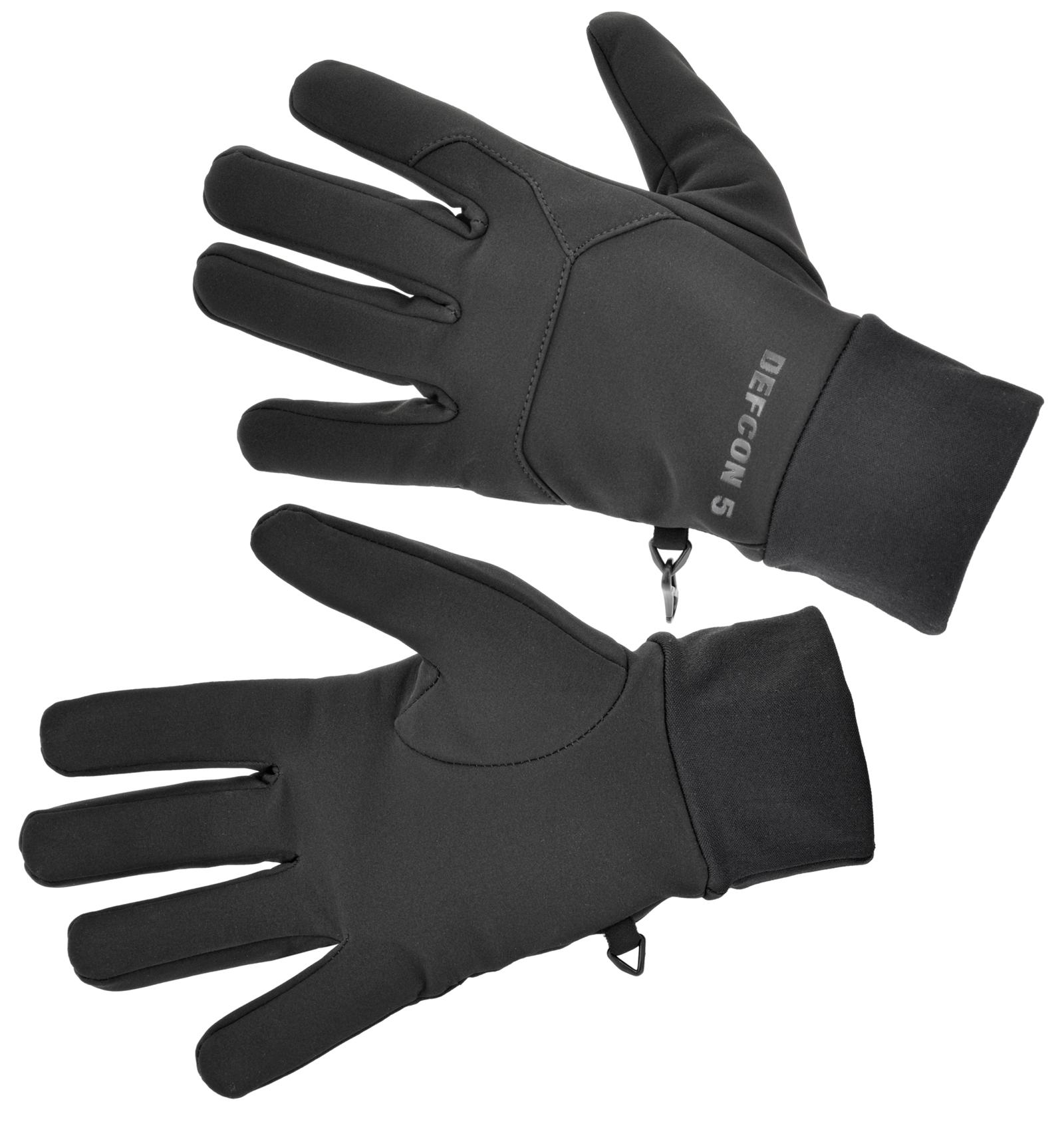 DEFCON 5 SOFT SHELL GLOVES