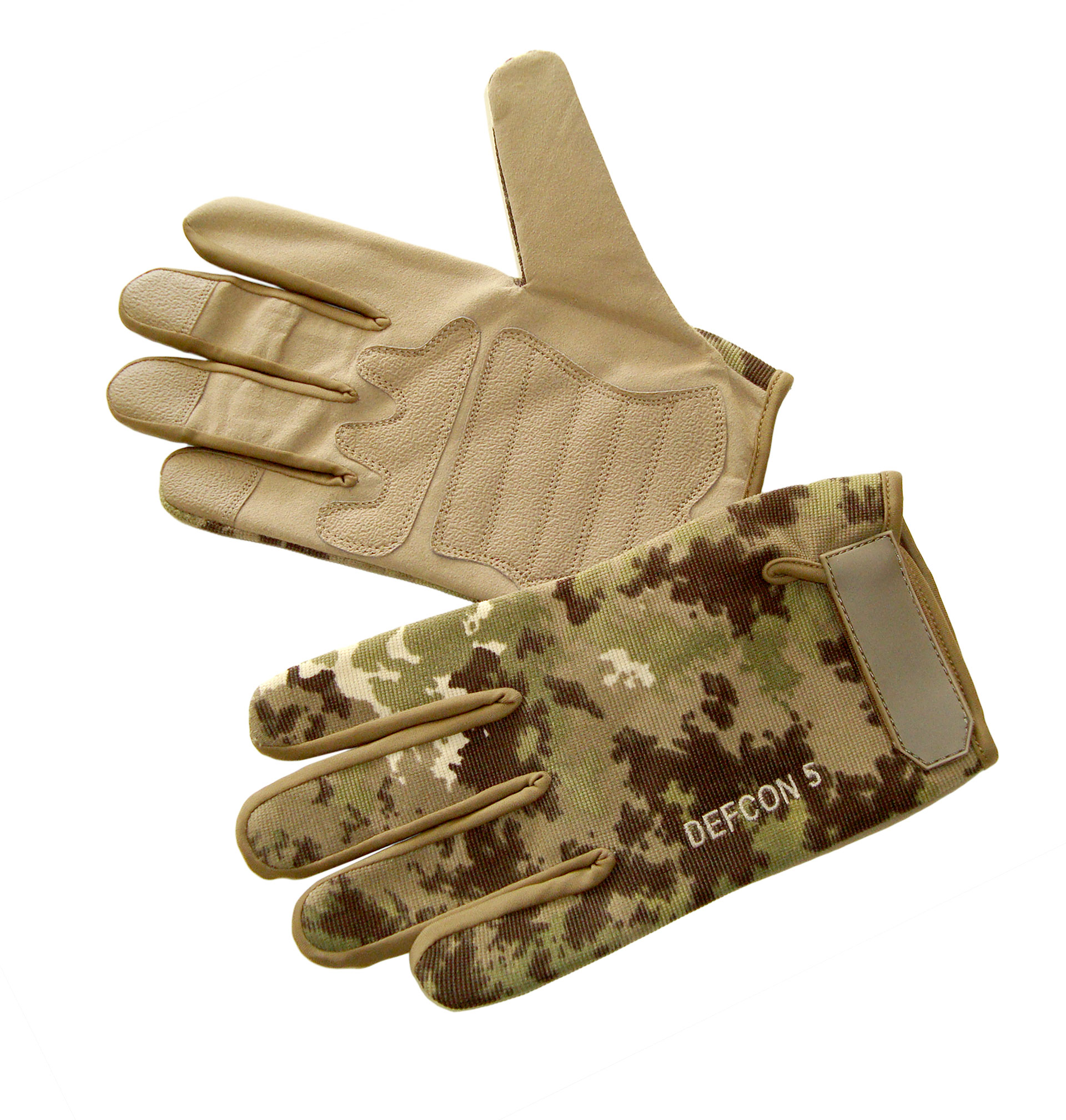 DEFCON 5 SHOOTING GLOVES