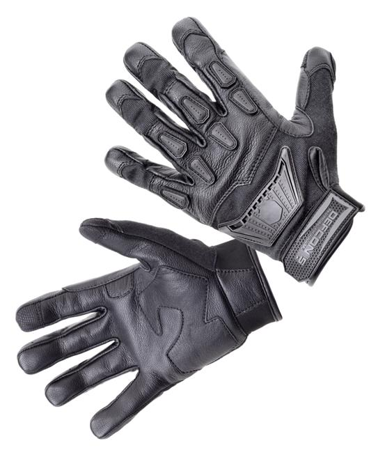 DEFCON 5 IMPACT-ABSORBING THERMAL PLASTIC GLOVES