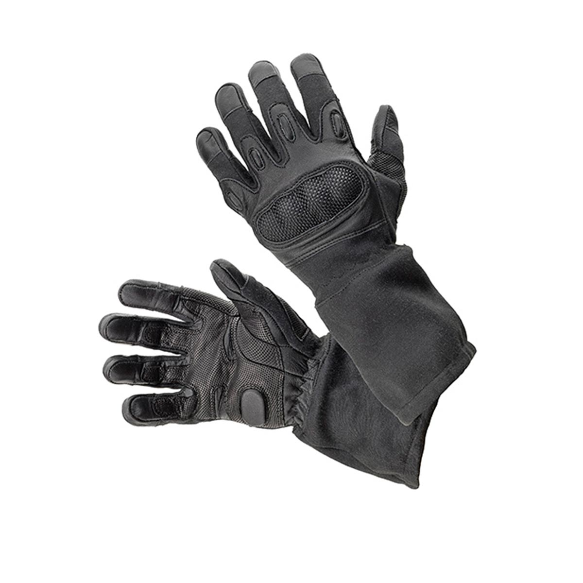 DEFCON 5 GLOVE DOUBLE KEVLAR PROTECTION RIGIDE