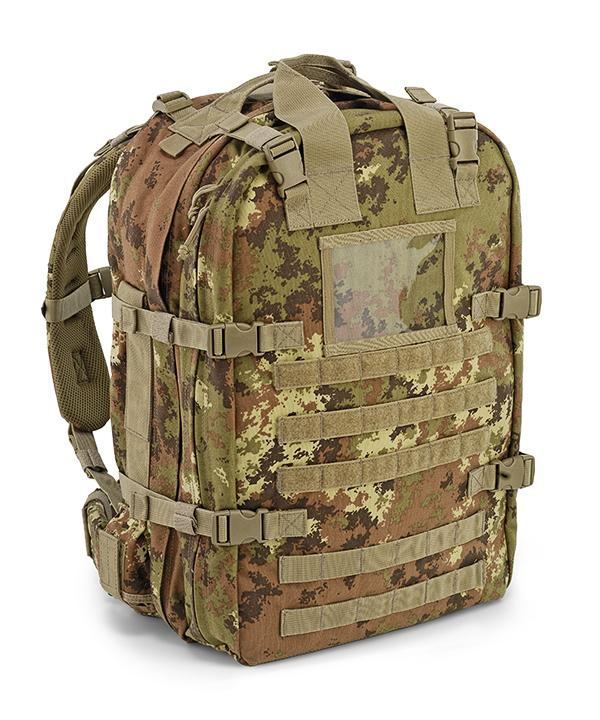 MEDICAL BACK PACK