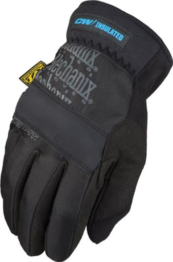 MECHANIX GUANTO COLD WEATHER FASTFIT INSULATED NERO