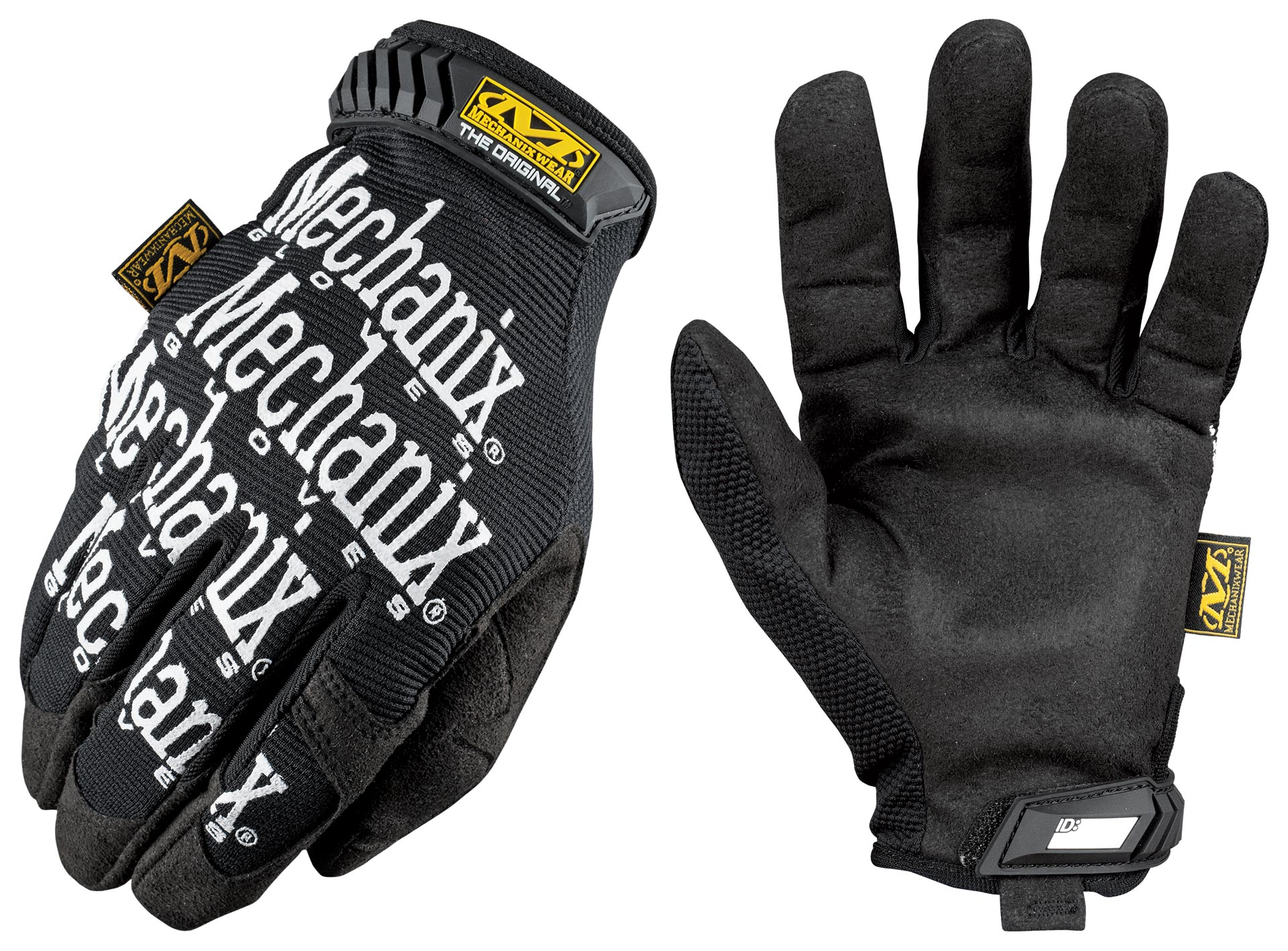 MECHANIX GUANTO ORIGINAL NERO